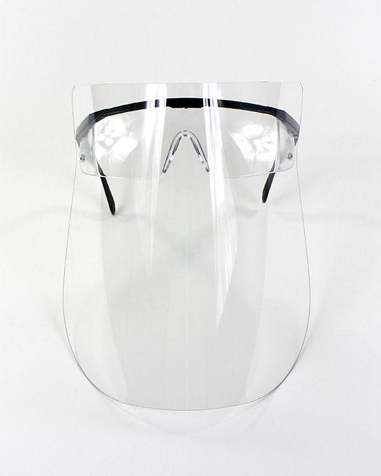 Poliwęglanowa przyłbica ochronna 240×221 mm
