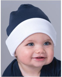 Dwustronna czapka dziecięca, BabyBugz