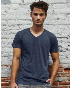V Triblend/men T-Shirt, B & C