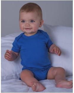 Body niemowlęce Organic, BabyBugz
