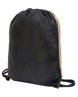Kontrastowy plecak na sznurkach, Shugon