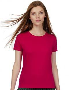 #E190 /damski T-Shirt, B & C