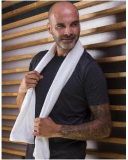 Ręcznik sportowy Danube 30×140 cm, Towels by Jassz
