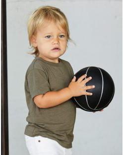 Koszulka z krótkimi rękawami Toddler Triblend, Bella
