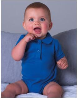 Dziecięce body organiczne Polo, BabyBugz