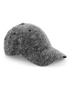 6 panelowa czapka Lux Knit Stretch, Beechfield