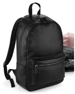 Modny plecak skóropodobny, Bag Base