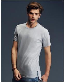 T-shirt Unisex Long and Lean, Anvil