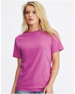 Damski dopasowany t-shirt, Comfort Colors