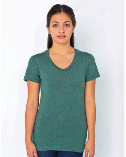 Damski T-Shirt Poly-Cotton, American Apparel