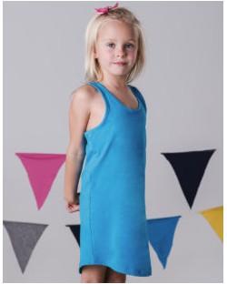 Dziewczęca sukienka Racerback