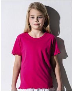 Dziewczęcy t-shirt Fashion Mouse, nakedshirt