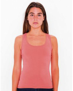 Damski Tank Top Cotton Spandex, American Apparel