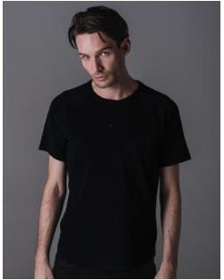 T-shirt Superstar Button Top Henley T, Mantis