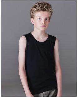 Koszulka dziecięca bez rękawów