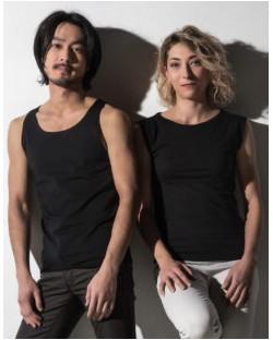Koszulka męska Single Jersey Max, nakedshirt