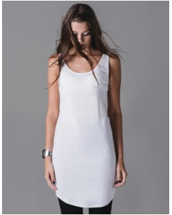 Damska sukienka Curved, Mantis