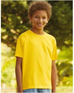 Dziecięcy t-shirt Sofspun® T, Fruit of the Loom