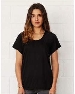 Lekki T-shirt Flowy Raglan, Bella
