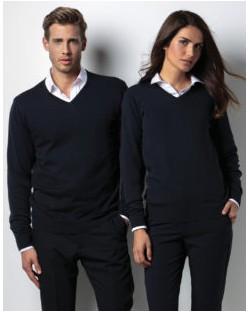 Damski sweter Arundel v-neck, Kustom Kit