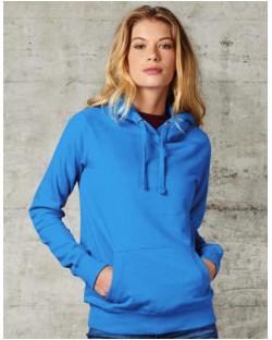 Damska bluza Raglan z kapturem, FDM