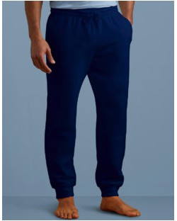 Spodnie z mankietami Heavy Blend, Gildan