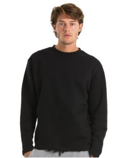 Bluza bez ściągacza Open Hem, B & C