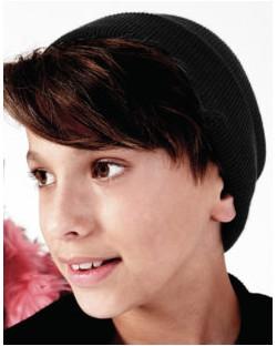 Dziecięca czapka Beanie, Beechfield