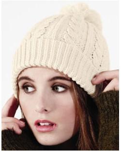 Czapka Knit Snowstar Beanie, Beechfield