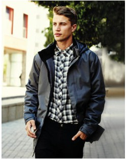 Ocieplona parka Bridgeport, Regatta