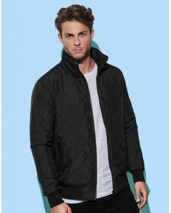 Active Quilted Blouson, Stedman
