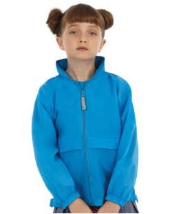 Wiatrówka dziecięca Sirocco/kids Windbreaker, B & C