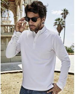 Fashion LS Luxury Stretch Polo, Tee Jays