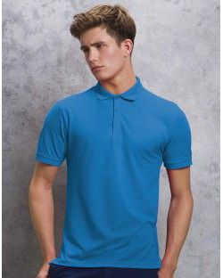 Classic Slim Fit Polo Superwash, Kustom Kit