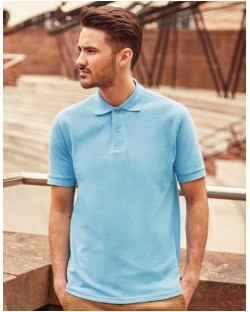 Polo Piqué, Russell Europe