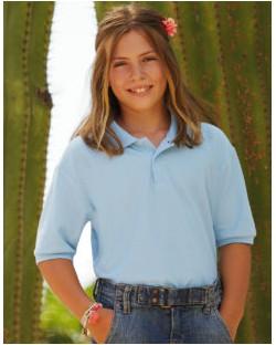 Dziecięca koszulka Polo 65/35, Fruit of the Loom