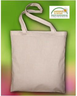 Torba Popular z bawełny organicznej długie uchwyty, Bags by JASSZ