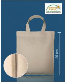 Mała bawełniana torba na zakupy, Bags by JASSZ