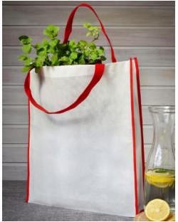 Kontrastowa torba Firethorn krótkie uchwyty, Bags by JASSZ
