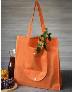 Składana torba z długimi uchwytami Alder, Bags by JASSZ