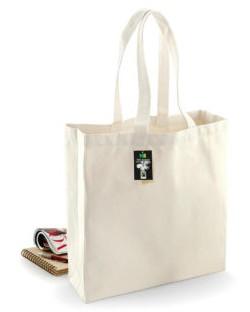 Klasyczna torba bawełniana Fairtrade, Westford Mill
