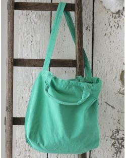 Płócienna torba na zamek, Bags by JASSZ