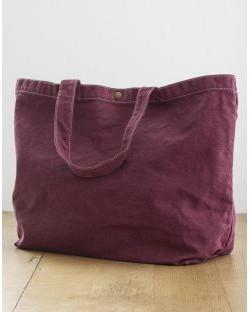 Duża płócienna torba, Bags by JASSZ