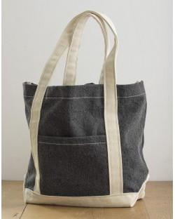 Płócienna torba Denim, Bags by JASSZ