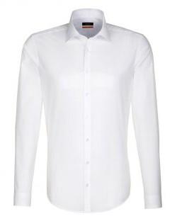 Koszula z długimi rękawami Slim Fit Seidensticker, Seidensticker