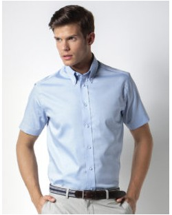 Dopasowana koszula Premium Oxford, Kustom Kit