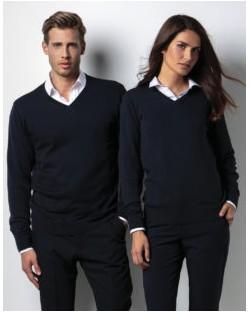 Sweter Arundel v-neck, Kustom Kit