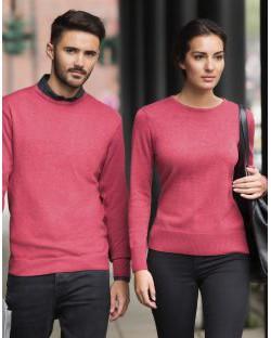 Męski sweter z wycięciem pod szyją, Russell Europe