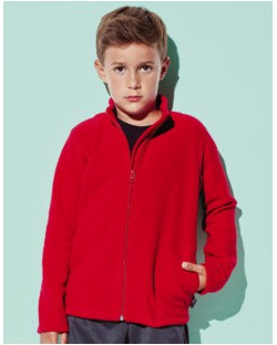 Dziecięca kurtka Active Fleece, Stedman