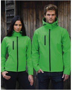 Damski softshell z kapturem TX Performance, Result